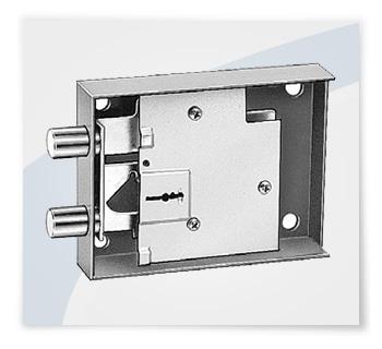 Potent serrature a doppia mappa serie s2517