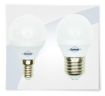 Potent illuminazione lampadina mini globo