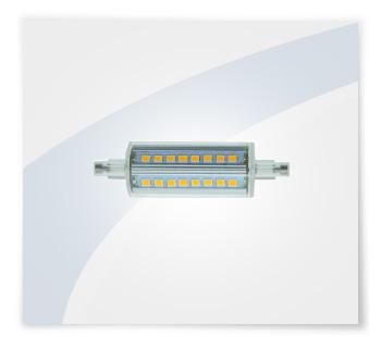 Potent illuminazione lampadina R76-J78 6W