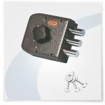 Potent serrature sicurezza ad applicare serie 300
