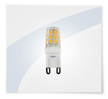 Potent illuminazione lampadina G9 3W ceramica