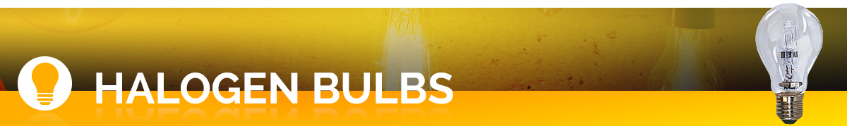 Potent halogen bulbs