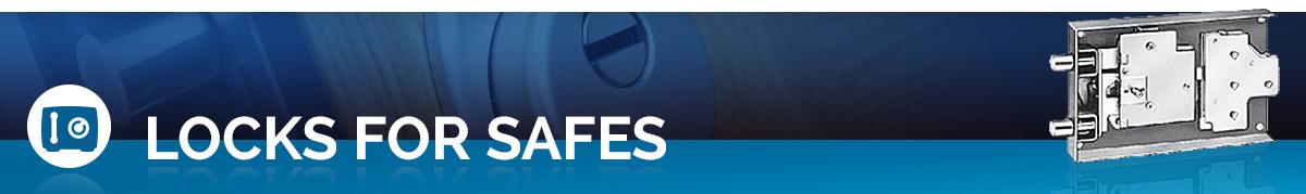 Potent locks for safes