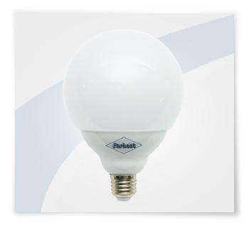 Potent illuminazione lampadina globo