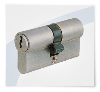 Potent cilindri Secur N30 cromo satinato