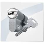 Potent serrature cilindro europeo mauer serie ml plus cilindro