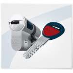 Potent serrature cilindro europeo mauer nw5