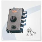 Potent serrature ad applicare serie 1700