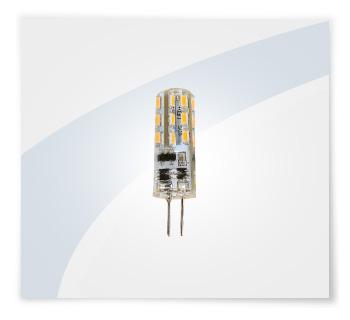 Potent illuminazione lampadina G4 1,5W silicone