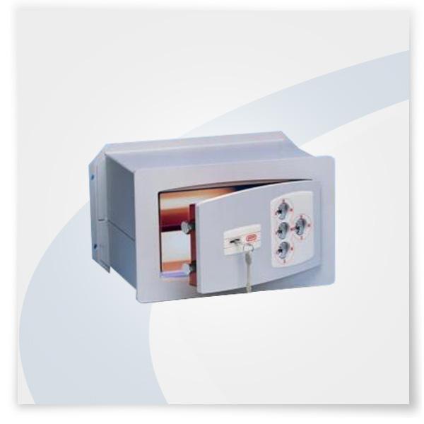 Potent casseforti muro 10mm