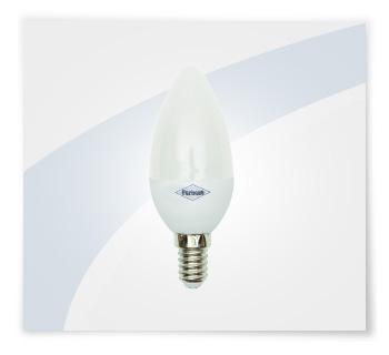 Potent illuminazione lampadina a candela