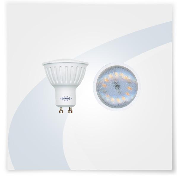 Potent illuminazione faretti led Spot-Gu10