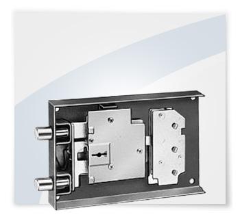 Potent serrature doppia mappa casseforti s3121