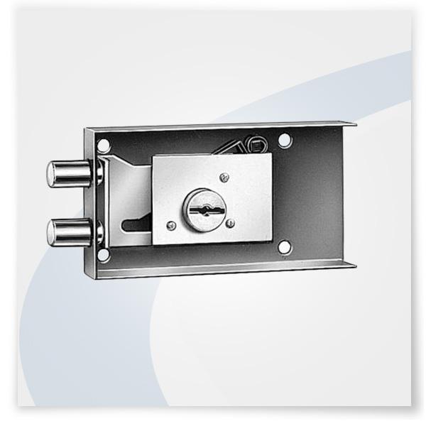 Potent serrature doppia mappa casseforti s2415