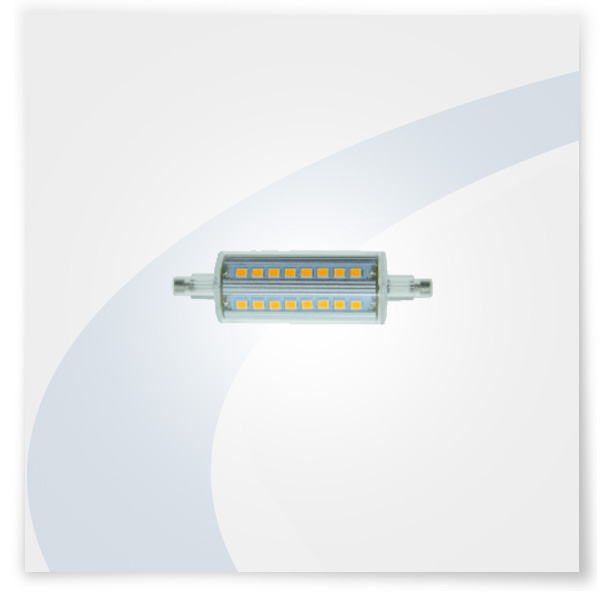 Potent illuminazione lampadina R7S-J78 6W