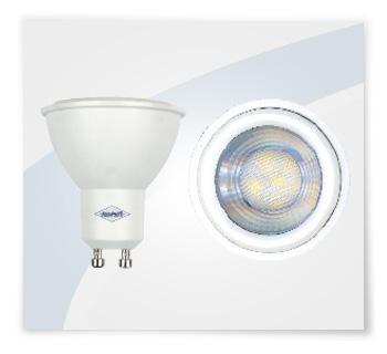 Potent illuminazione faretti led Spot-Gu10 elevate prestazioni